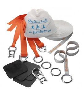 SlackTivity Kit 35 m - Slackline Tools